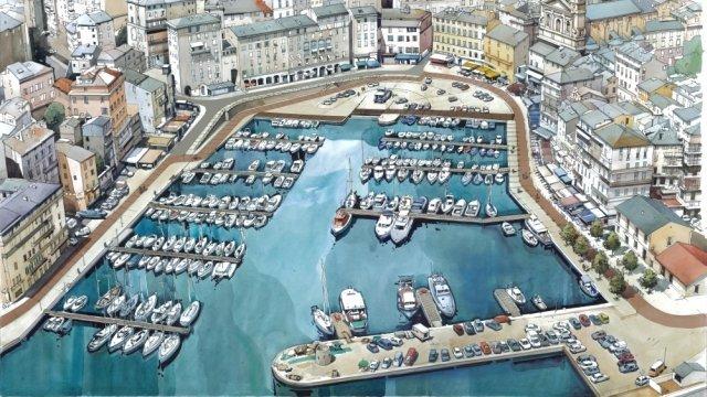 Election municipale une voi x toute douce - Vieux port bastia ...